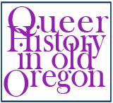 Oregon Queer Histories