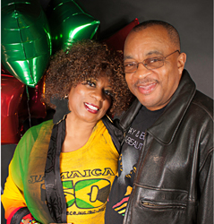 Antoinette & Keith Edwards